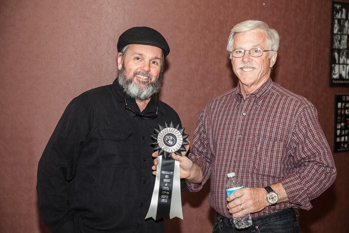 Award Winner - Dick Caldwell