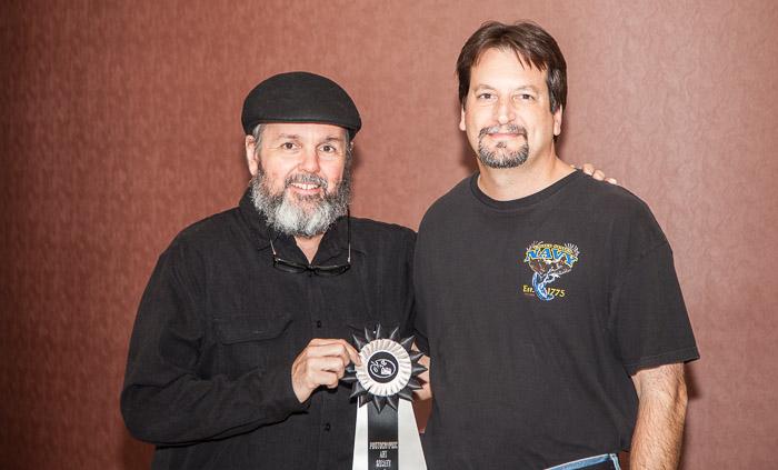 Award Winner - Glen Desthers