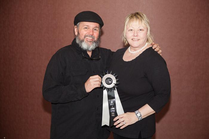 Award Winner - Gloria Matyszyk