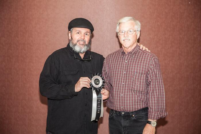 Award Winner -Dick Caldwell