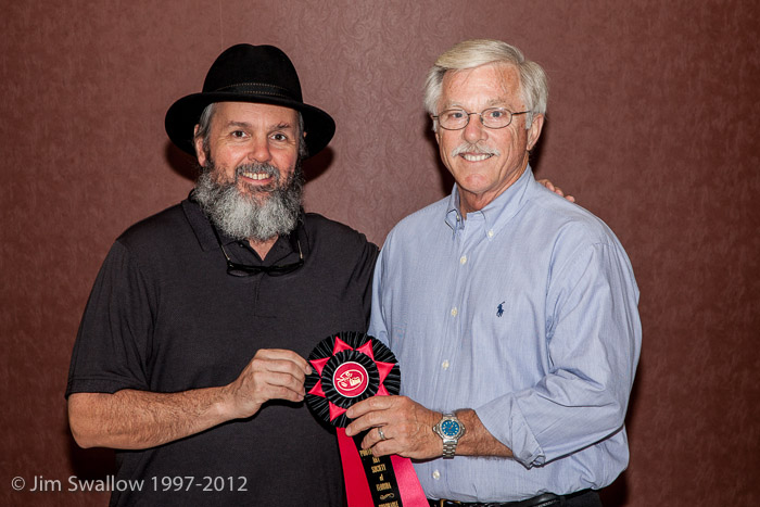 Award Winner - Dick Caldwell