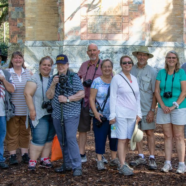 2018 September Bok Tower Field Trip