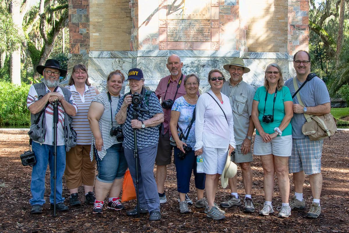 Bok Tower Field Trip Group